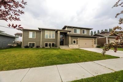 Kalispell Single Family Home For Sale: 441 Hilltop Avenue