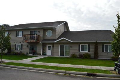 Columbia Falls Multi Family Home For Sale: 18 Diane Road