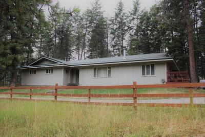 Polson Single Family Home Under Contract Taking Back-Up : 29359 Rocky Point Road