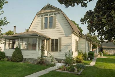 Corvallis Single Family Home For Sale: 318 East 2nd Street