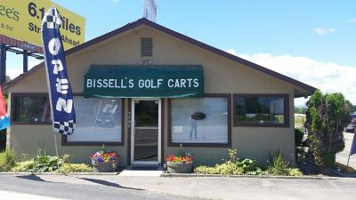 Kalispell Commercial For Sale: 3792 Highway 2 East
