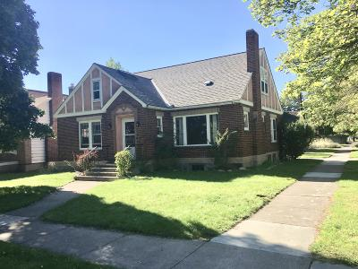 Missoula Single Family Home For Sale: 301 Plymouth Street