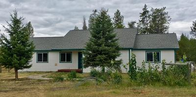 Marion Single Family Home Under Contract Taking Back-Up : 150 Pleasant Valley Road