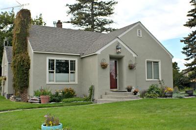 Kalispell Single Family Home For Sale: 1416 Woodland Avenue
