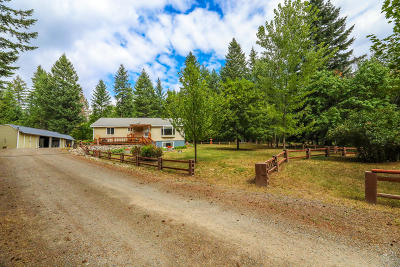 Kalispell Single Family Home For Sale: 2393 Foothill Road