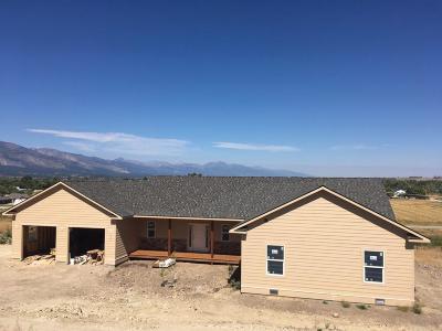 Hamilton Single Family Home For Sale: 865 Cochise Way