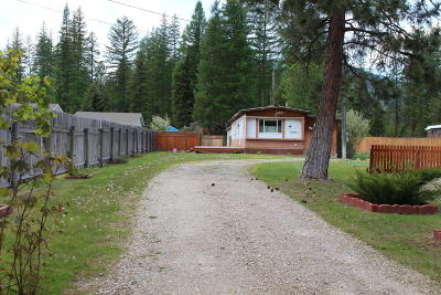 Mineral County Single Family Home For Sale: 545 St. Regis Street