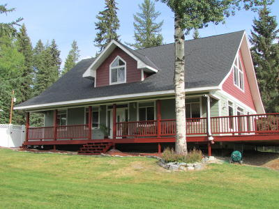Flathead County Single Family Home For Sale: 2245 Browns Meadow Road