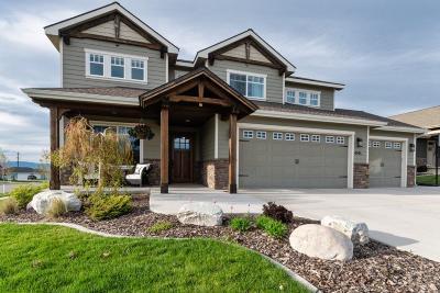 Missoula Single Family Home For Sale: 4945 Jeff Drive