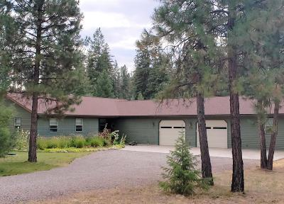 Superior Single Family Home Under Contract Taking Back-Up : 44 Ponderosa Court