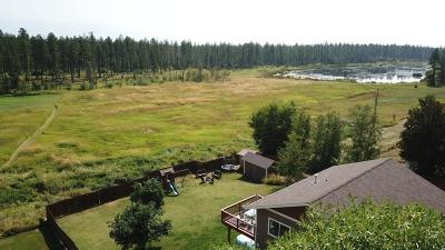 Whitefish Single Family Home Under Contract Taking Back-Up : 417 Bear Trail