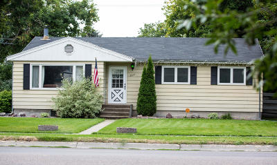 Single Family Home For Sale: 2003 South 14th Street West