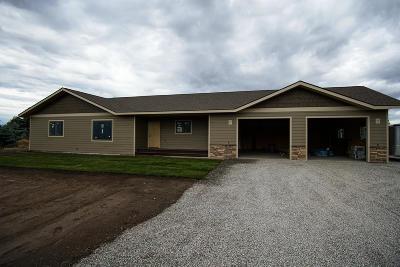 Kalispell Single Family Home For Sale: 170 Splendid View Drive