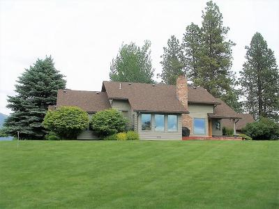 Kalispell Single Family Home Under Contract Taking Back-Up : 928 Kingfisher Lane