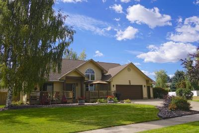 Kalispell Single Family Home For Sale: 189 River View Drive