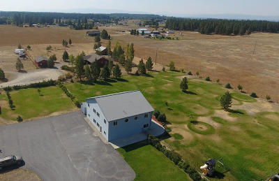 Flathead County Single Family Home For Sale: 100 Shooting Star Drive