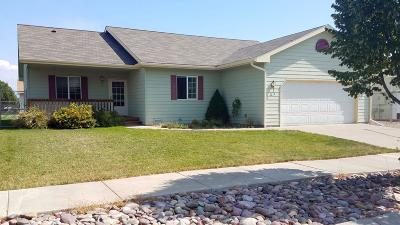 Kalispell Single Family Home For Sale: 2219 Ruddy Duck Drive