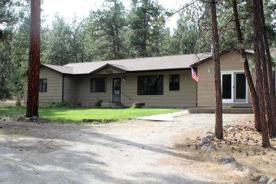 Hamilton Single Family Home For Sale: 775 Bobcat Lane