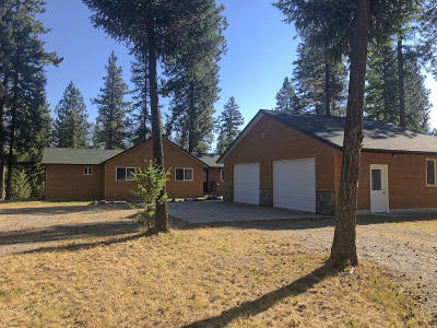 Thompson Falls Single Family Home For Sale