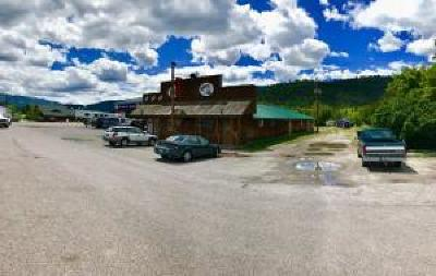 Arlee Commercial For Sale: 92637 Us Highway 93