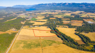 Flathead County Residential Lots & Land For Sale: Nhn Whitefish Stage Road