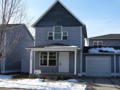 Missoula Single Family Home For Sale: 1341 Bulwer Street