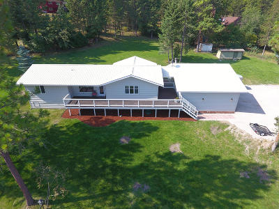 Flathead County Single Family Home For Sale: 710 Rocky Cliff Drive