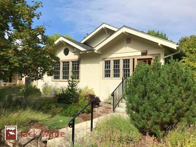 Missoula Single Family Home For Sale: 322 Evans Avenue