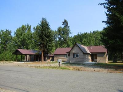 Lincoln County Single Family Home Under Contract Taking Back-Up : 273 Flower Creek Road