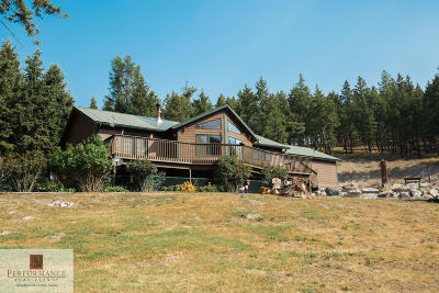 Flathead County Single Family Home For Sale: 1615 Coon Hollow Road