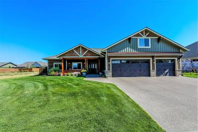Kalispell Single Family Home Under Contract with Bump Claus: 139 Lazy Creek Way