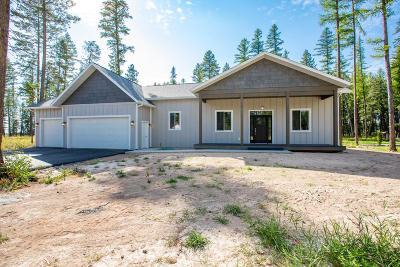 Flathead County Single Family Home For Sale: 1114 Timber Ridge Court
