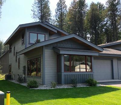 Whitefish Single Family Home Under Contract Taking Back-Up : 1043 Mountain Park Drive