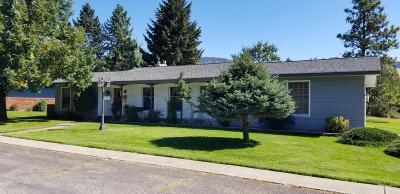 Missoula Single Family Home For Sale: 3924 Heritage Way
