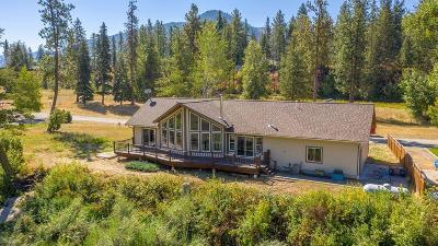 Alberton, Saint Regis, Huson, Heron, Noxon, Paradise, Superior, Thompson Falls, Trout Creek Single Family Home For Sale: 282 Clark Fork Drive