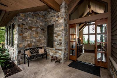 Whitefish Single Family Home For Sale: 174 North Prairiesmoke Circle