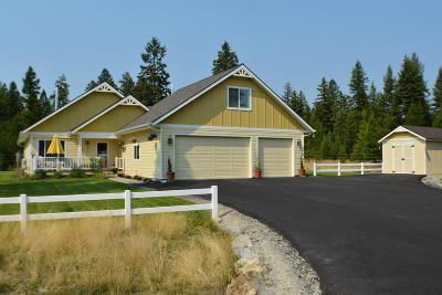 Flathead County Single Family Home For Sale: 56 Chas Haverlandt Court