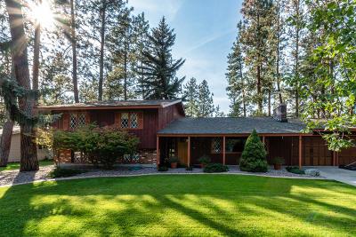Missoula Single Family Home For Sale: 4301 Timberlane Street