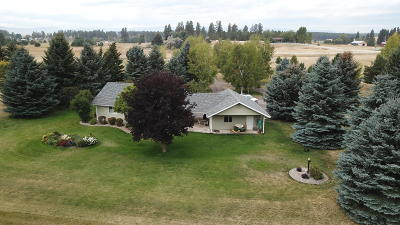 Kalispell Single Family Home Under Contract Taking Back-Up : 984 Ranch Lane