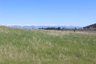 Flathead County Residential Lots & Land For Sale: Nhn Highway 2 West