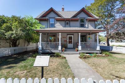 Kalispell Single Family Home Under Contract Taking Back-Up : 604 3rd Avenue East
