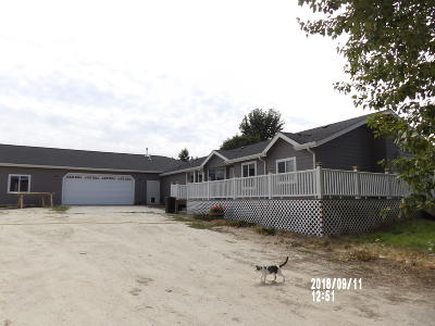 Stevensville Single Family Home For Sale: 498 El Capitan Loop