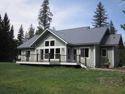 Bigfork Single Family Home For Sale: 620 North Ferndale Drive