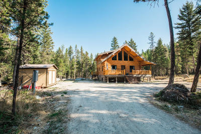 Flathead County Single Family Home For Sale: 73 Blazing Trail