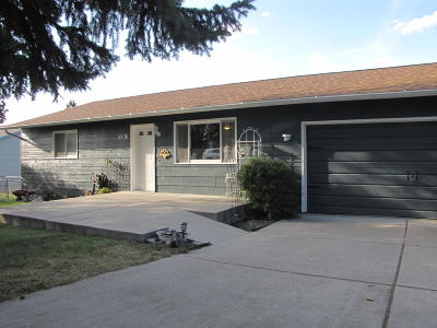Missoula Single Family Home For Sale: 5311 Skyview Drive