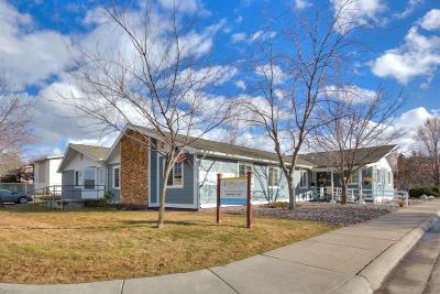 Missoula Single Family Home For Sale: 3214 Washburn Avenue
