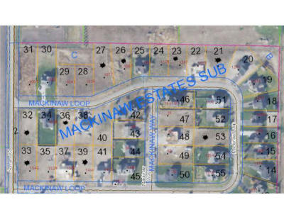 Flathead County Residential Lots & Land For Sale: 1272 Mackinaw Loop