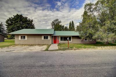 Kalispell Single Family Home Under Contract Taking Back-Up : 66 & 70 Tahoe Drive