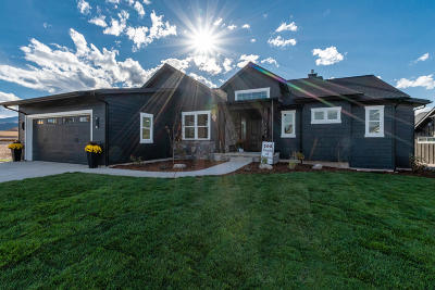 Missoula Single Family Home For Sale: 2685 Bunkhouse Place
