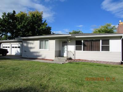 Missoula Single Family Home For Sale: 403 Harriet Street